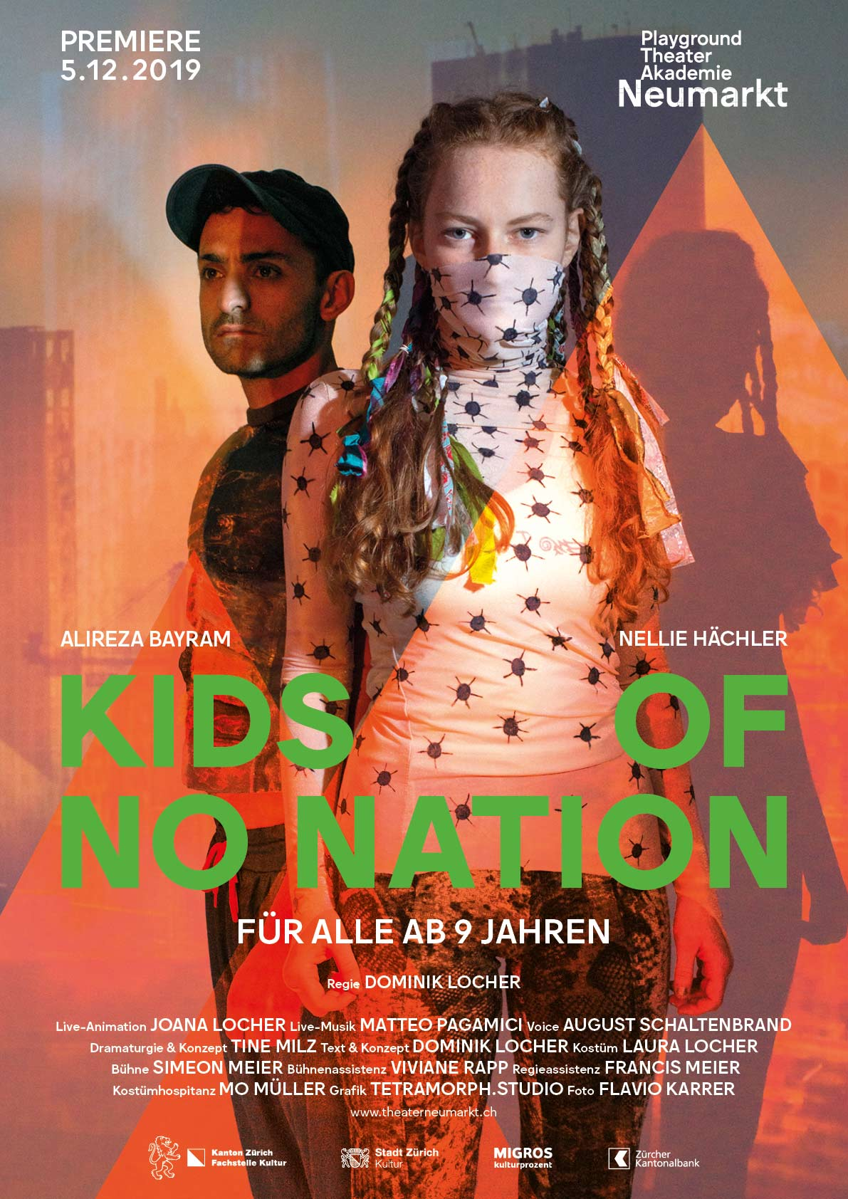 KIDS OF NO NATION – K.O.N.N.