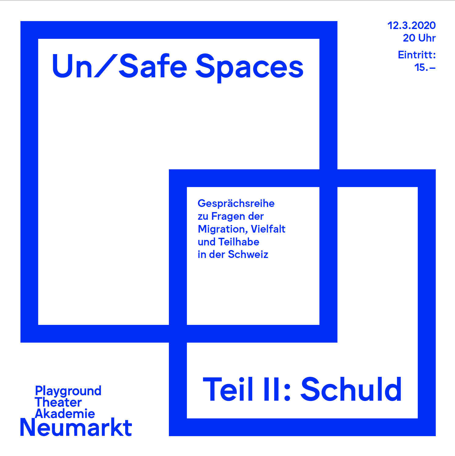 Un/Safe Spaces