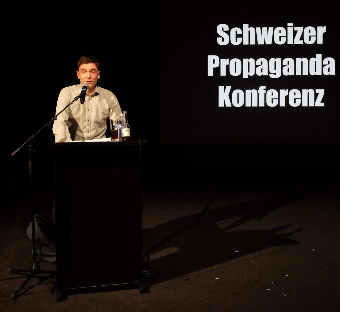 Schweizer Propagandakonferenz