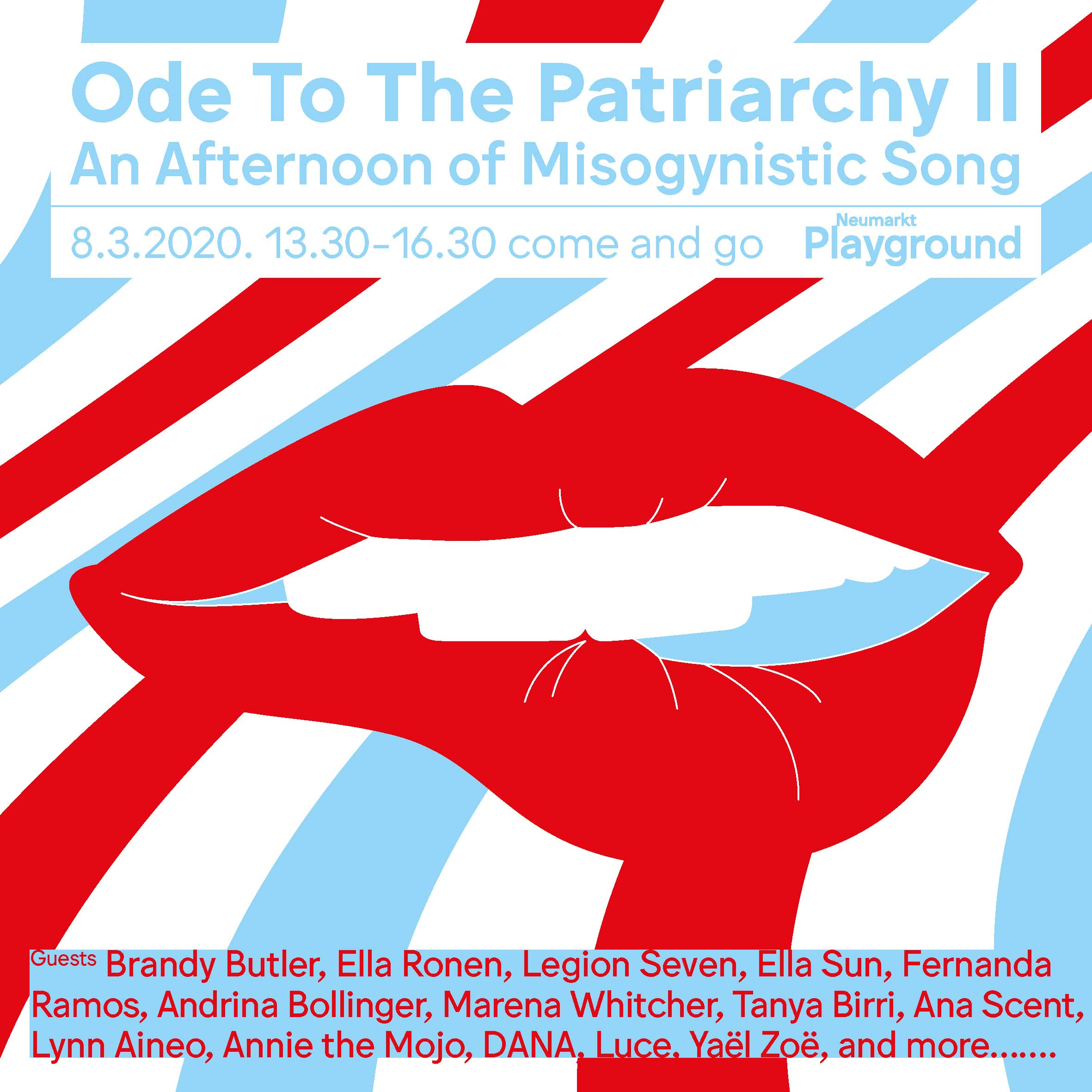 Ode To The Patriarchy II